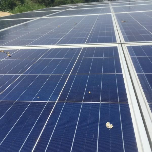 台風15号太陽光発電設備被害九州電力管内