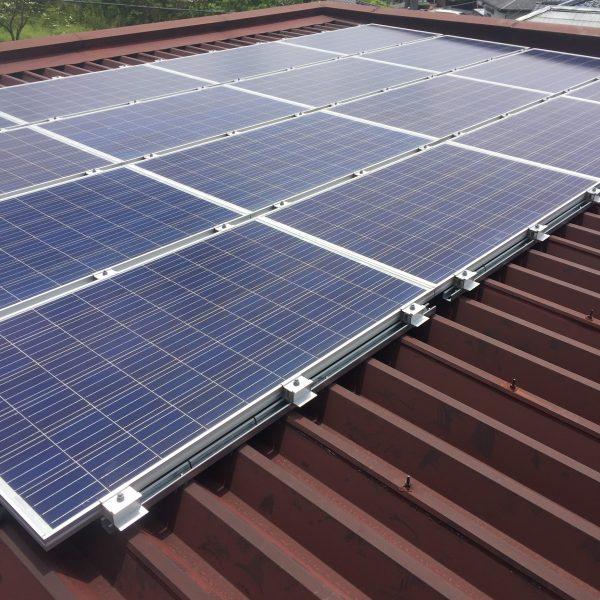 住宅用太陽光発電熊本地震被害状況
