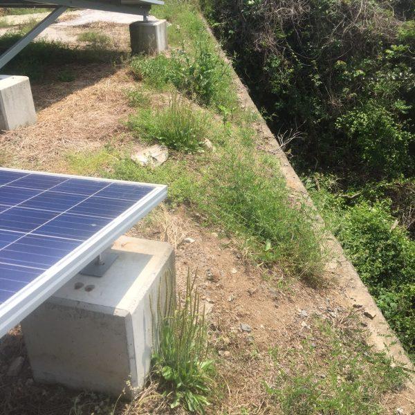 熊本地震太陽光発電