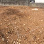 新築の土地の整地