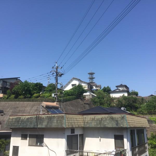 住宅用太陽光パネル電線の影の影響