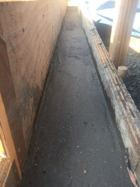 コンクリート作り方型枠の作り方