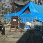 熊本阿蘇神社地震被害